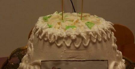 tarta celebracion 20 aniversario