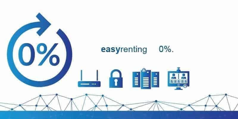 easyrenting 0%